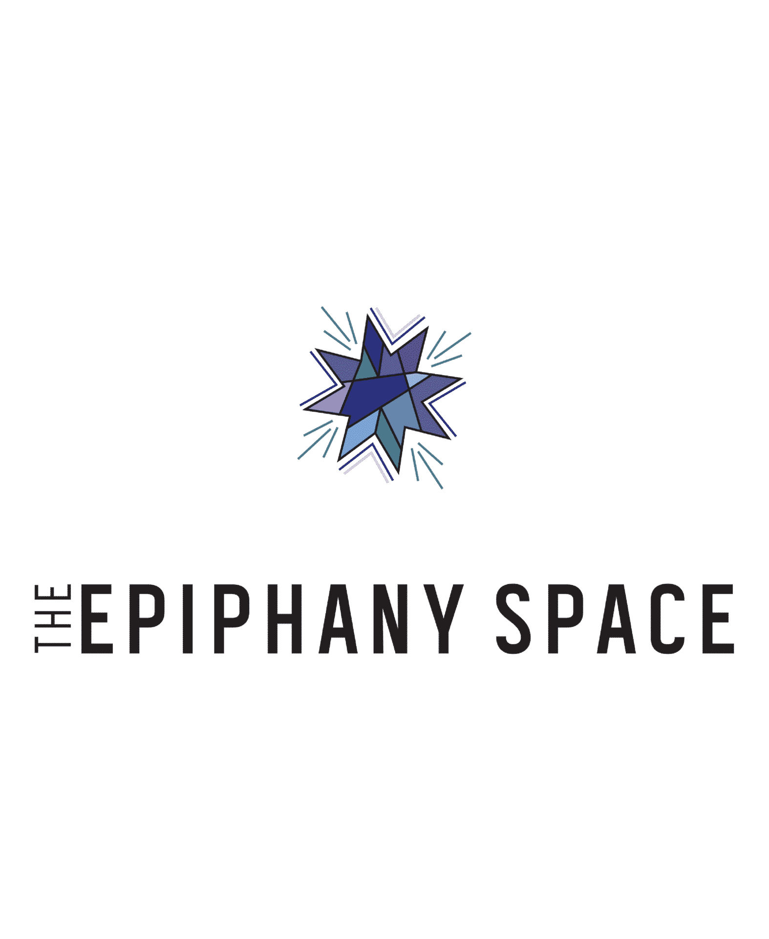 The Epiphany Space Logo Design